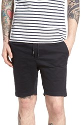 Globe Men's 'Goodstock' Twill Shorts Midnight Navy