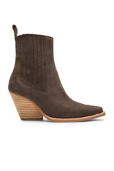 Jeffrey Campbell Mayer Booties Charcoal