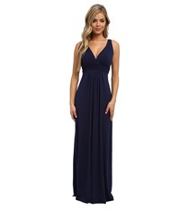 Tart Adrianna Maxi Dress Peacoat Women's Dress Blue