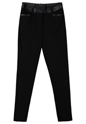 More And More Trousers Black