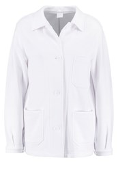 Max Mara Leisure Venezia Tracksuit Top Bianco White