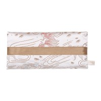 Holistic Silk Lavender Eye Pillow Silver Fish