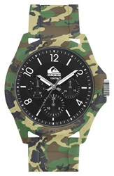 Men's Quiksilver Chronograph Bracelet Watch 41Mm