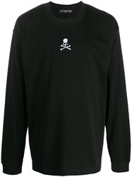 Mastermind World Oversized Embroidered Skull Top 60