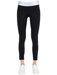 Freddy Logo Printed D.I.W.O. Fitness Leggings