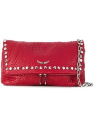 Zadig And Voltaire Rocky Satchel Red