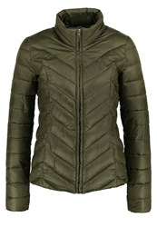 Dorothy Perkins Light Jacket Green