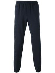 A.P.C. 'Jared' Sweatpants Blue