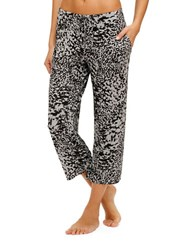 Ellen Tracy Plus Yours To Love Cropped Pants Grey