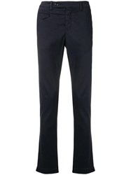 Al Duca D'aosta 1902 Basic Chinos Blue