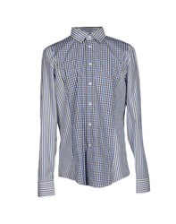 Bikkembergs Shirts Shirts Men Dark Blue