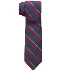 Jack Spade Large Bar Stripe Tie Red