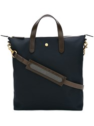 Mismo M S Shopping Bag Blue