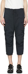 The Viridi Anne Black Cargo Pants