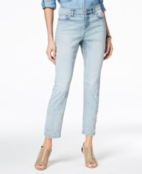 Styleandco. Style Co Embellished Skinny Jeans Created For Macy's Nokia