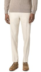 Club Monaco Suffolk Pants Natural