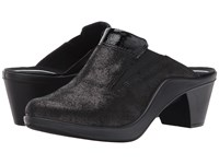 Romika Mokassetta 257 Black Women's Clog Shoes