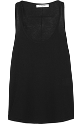 Givenchy Tank In Black Jersey