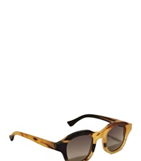 Rigards Rg 0062 Camo Sunglasses Brown