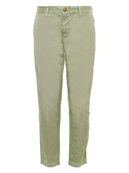 Current Elliott The Cropped Buddy Chino Trousers