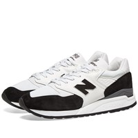 New Balance M998psc Made In Usa White