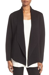 Eileen Fisher Women's Silk And Organic Cotton Sweater Jacket