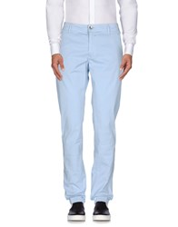 Heaven Two Casual Pants Sky Blue