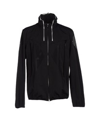 Dirk Bikkembergs Coats And Jackets Jackets Men Black