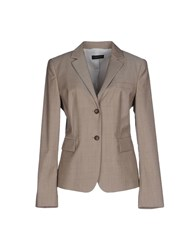 Strenesse Gabriele Strehle Suits And Jackets Blazers Women Grey
