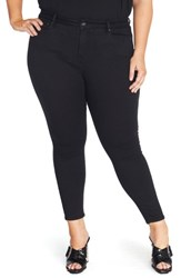Rebel Wilson X Angels Plus Size Women's The Pin Up Super Skinny Jeans Summit