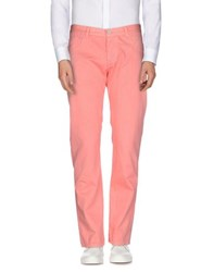 Mood Company Trousers Casual Trousers Men Light Purple