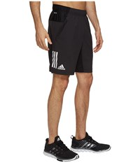 Adidas Club Shorts Black White 1 Men's Shorts