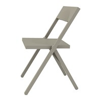 Alessi Piana Chair Grey