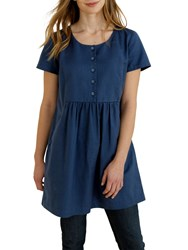 Seasalt Moresk Tunic Dress Marine