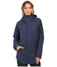 Burton Mystic Jacket Mood Indigo Women's Coat Navy