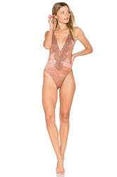 Blue Life Eclipse One Piece Pink