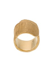 Ambush Band Aid Ring Gold