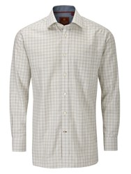 Skopes Cotton Casual Shirts Cream