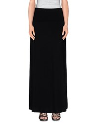 Splendid Skirts Long Skirts Women Black