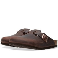 Birkenstock Boston Brown