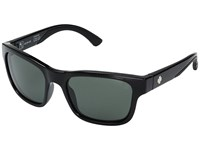 Spy Optic Hunt Black Happy Gray Green Athletic Performance Sport Sunglasses