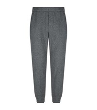 James Perse Compact Fleece Trousers Male Grey