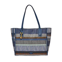 Fossil Zb7137469 Ladies Tote Bag Multi Coloured Multi Coloured
