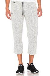 Publish Gilby Cropped Pant Light Gray