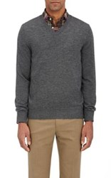 Fioroni Men's Summer Duvet Sweater Light Grey