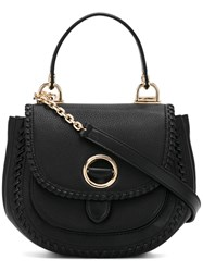 Michael Michael Kors Hobo Crossbody Bag Women Leather One Size Black