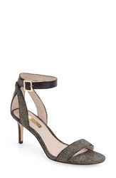 Women's Louise Et Cie 'Hyacinth' Ankle Strap Sandal Black White