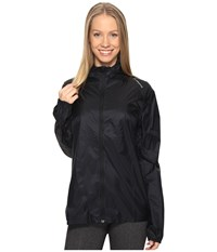 Brooks Lsd Jacket Black Women's Coat