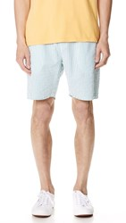 Obey Cypress Shorts Teal