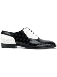 Jimmy Choo Tyler Lace Up Shoes Black